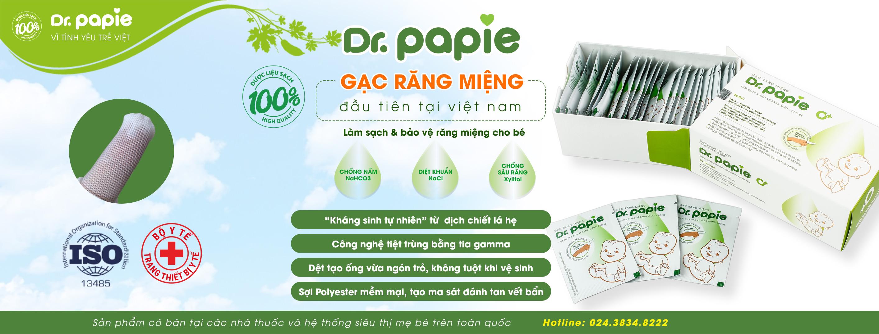 kháng khuẩn, chống nấm, chống sâu răng cho bé