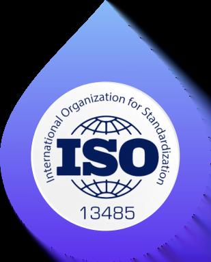 De Papie đạt chuẩn ISO 13483 về sản xuất Trang thiết bị y tế