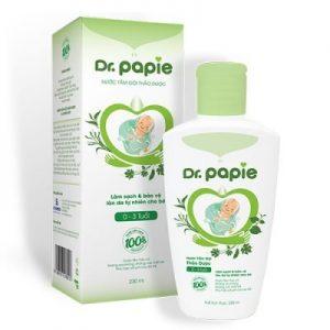 Nước tắm thảo dược DrPapie