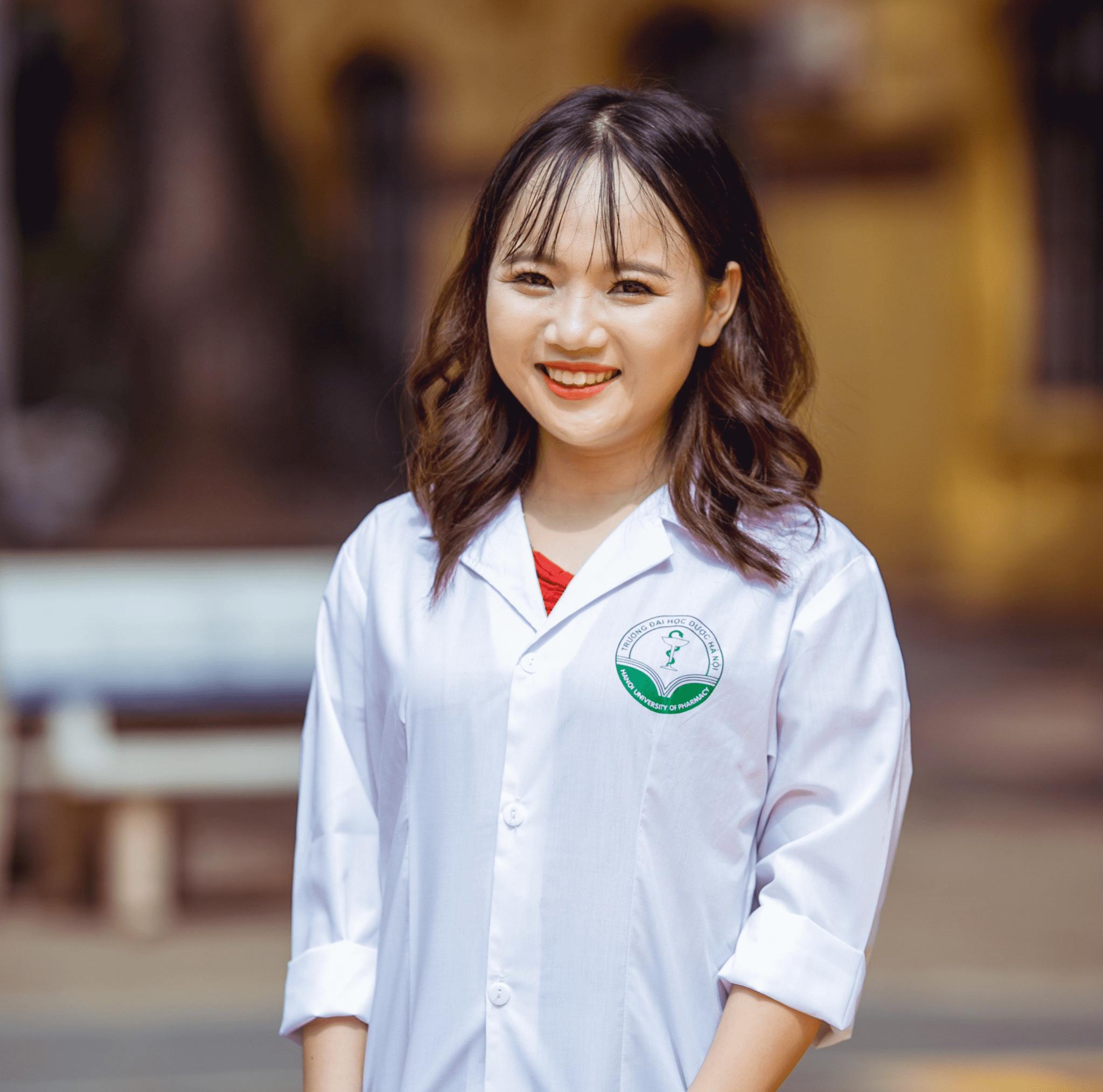 Dược sĩ Thanh