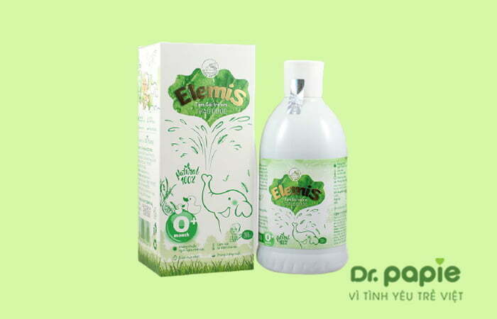 Sữa tắm thảo dược trị chàm Elemis