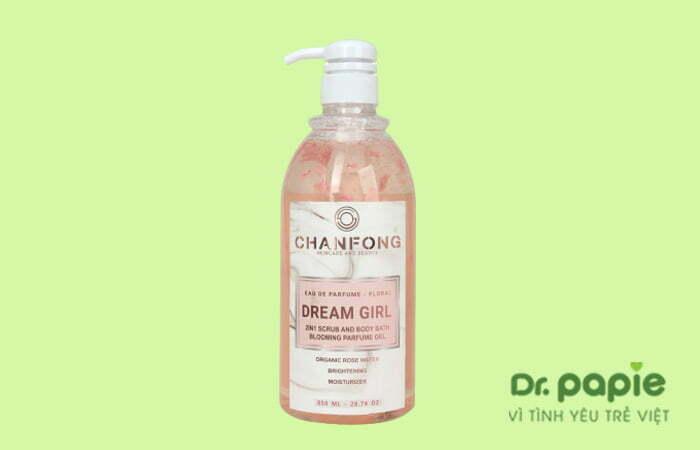 Sữa tắm cho bé Chanfong