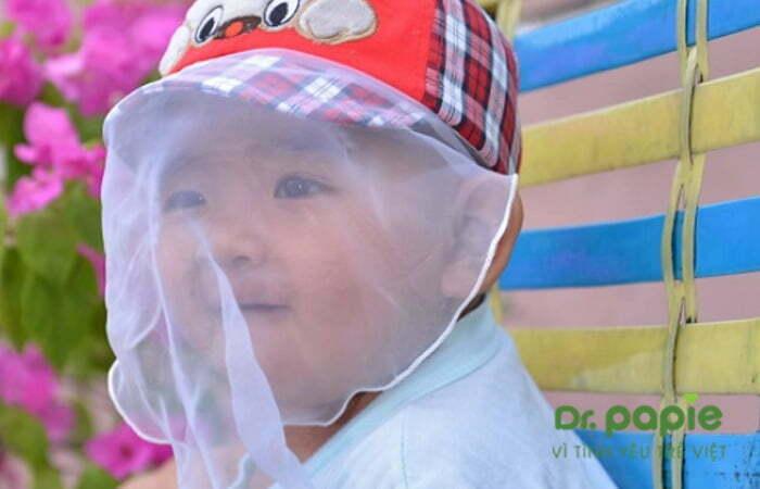 phòng viêm da cơ địa tái phát ở trẻ sơ sinh