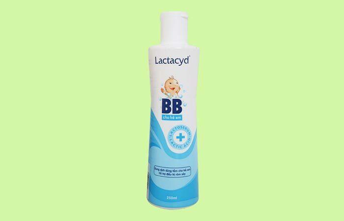 Sữa tắm diệt khuẩn Lactacyd BB