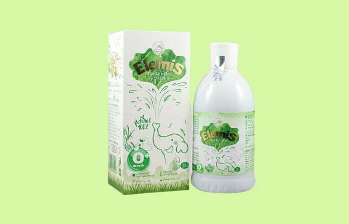 Sữa tắm diệt khuẩn cho bé Elemis