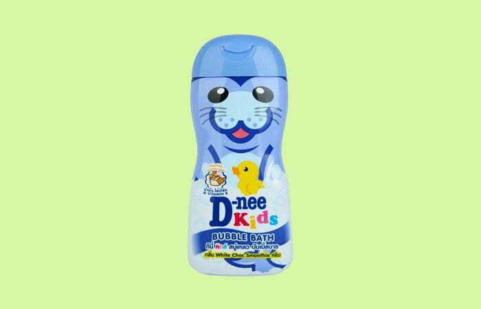 Sữa tắm tạo bọt cho bé D-nee
